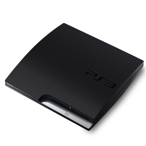 PS3 slim hor Icon