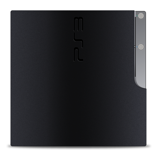 PS3 slim vert icon free download as PNG and ICO formats ...