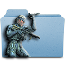 VGC MGS4 SolidSnake Icon
