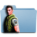 VGC RE ChrisRedfield Icon
