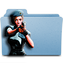 VGC RE JillValentine Icon