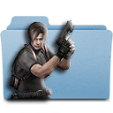 VGC RE4 LeonKennedy Icon