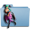 VGC VS Morrigan Icon