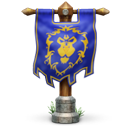 Alliance Banner Icon