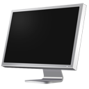Cinema Display Diagonal Icon