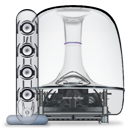 Harman Kardon SoundSticks II Speakers Icon