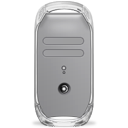 Power Mac G4 quicksilver Icon
