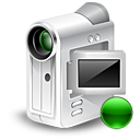 cam mount Icon