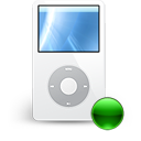 mp3player mount Icon