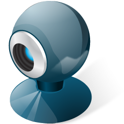 Webcamera Vista Icon