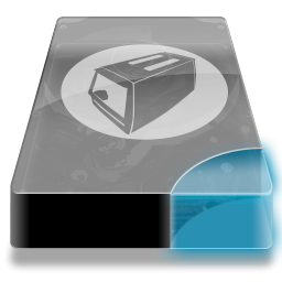 Drive 3 cb toaster Icon