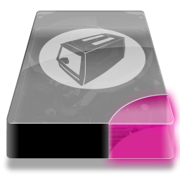 Drive 3 pp toaster Icon