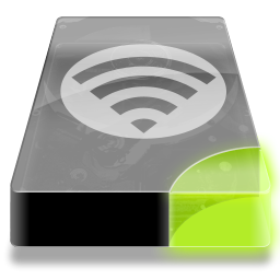 Drive 3 sg network wlan Icon