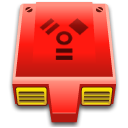 GM Firewire Drive Icon