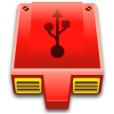 GM USB Drive Icon