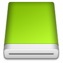 Green Blank Icon