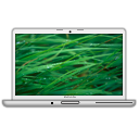 MacBook Pro Grass PNG Icon