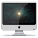 iMac Al Time Machine Icon