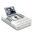 DVD movies drive Icon