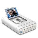 dvd movies drive 2 Icon