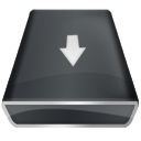 Black Removable Icon