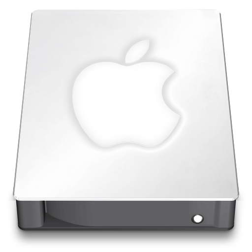 Apple Snow Icon