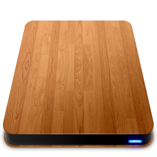 Wooden Slick Drives   External Icon