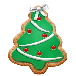 Christmas Cookie Tree Vector Icons Free Download In Svg Png Format