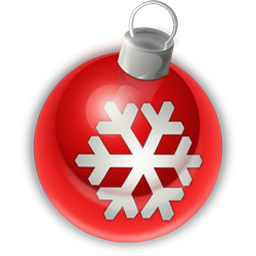 Christmas Ornament 1 Icon