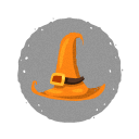 Halloween Hat Icon