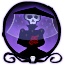 The Skeleton Bride Icon