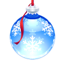 Aqua Ornament Icon