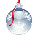 Ice Ornament Icon