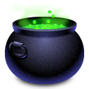 Witchs Cauldron Icon