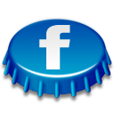 Beer Cap Facebook Icon
