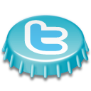 Beer Cap Twitter Icon
