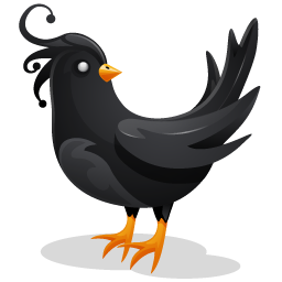 Bird Vector Icons Free Download In Svg Png Format