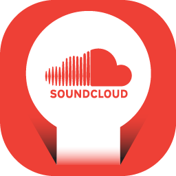 soundcloud icon free download as PNG and ICO formats