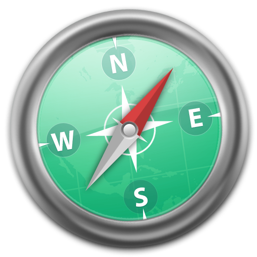 Safari Gleam Mint Icon