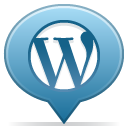 social balloon wordpress Icon