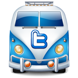 Twitter Bus Vector Icons Free Download In Svg Png Format