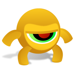 CrazyEye Anger 256x256 Icon
