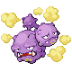 110 Weezing Icon