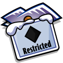 Folder Restricted Icon