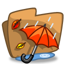 Folder Autumn Icon