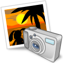 System Apps iPhoto Icon