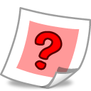 System Unknown Icon