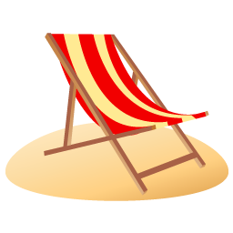 Beach Chair Vector Icons Free Download In Svg Png Format