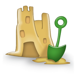 Sand Castle Vector Icons Free Download In Svg Png Format