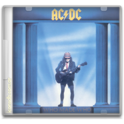 ACDC who made who Icon